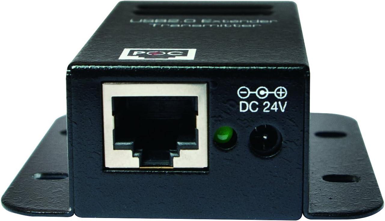 LogiLink UA0252 hub de Interfaz USB 2.0 480 Mbit/s Negro ...