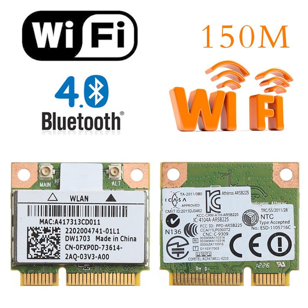 Chg Bluetooth V4.0 Mini Tarjeta inalámbrica PCI-Express para ...