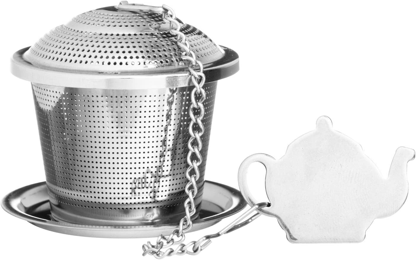 Stainless Steel Silver, Price and Kensington 2-Cup Teapot Filter
