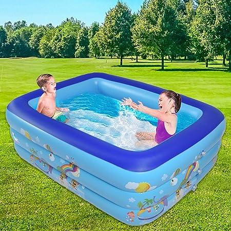 flower205 - Piscina Hinchable para bebés y niños, bañera en ...
