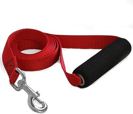 Carter Pet Supply 1 Inch Red Heavy Nylon Webbing 10 Yards USA MADE
