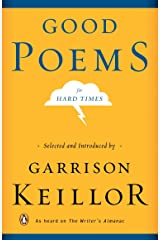 Good Poems for Hard Times Paperback