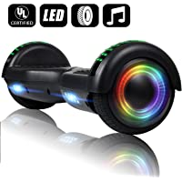"""Veveline 6.5"""" Self Balancing Hoverboard with Bluetooth Speaker"""