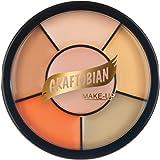 Graftobian Corrector Wheel Light Skin Tones, 1 Ounce