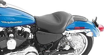 Mustang Motorcycle Seats Vintage Rear Seat for Harley Davidson 2004-14 Sportster models