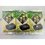 韓国のり 8枚×3袋が8セット入り(計24袋) 韓国産 味付け海苔