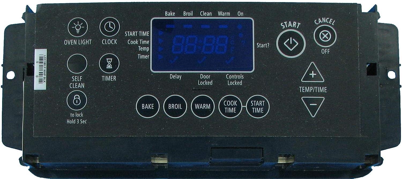 Whirlpool W10173511 Range Control Board (Renewed)