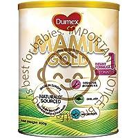 Dumex Mamil Gold Stage 1 Infant Newborn Baby Milk Formula, 850g