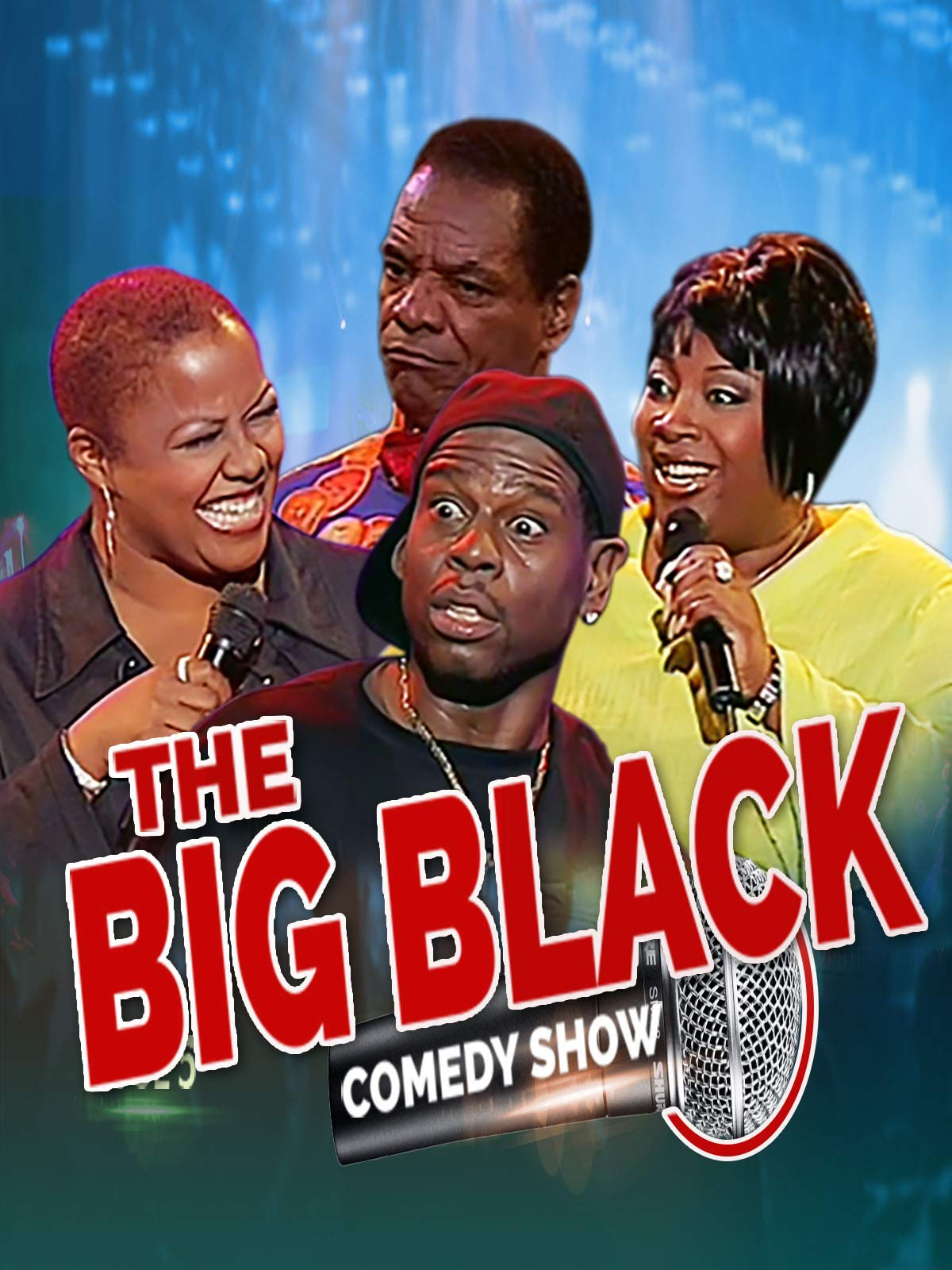 The Big Black Comedy Show, Vol. 5