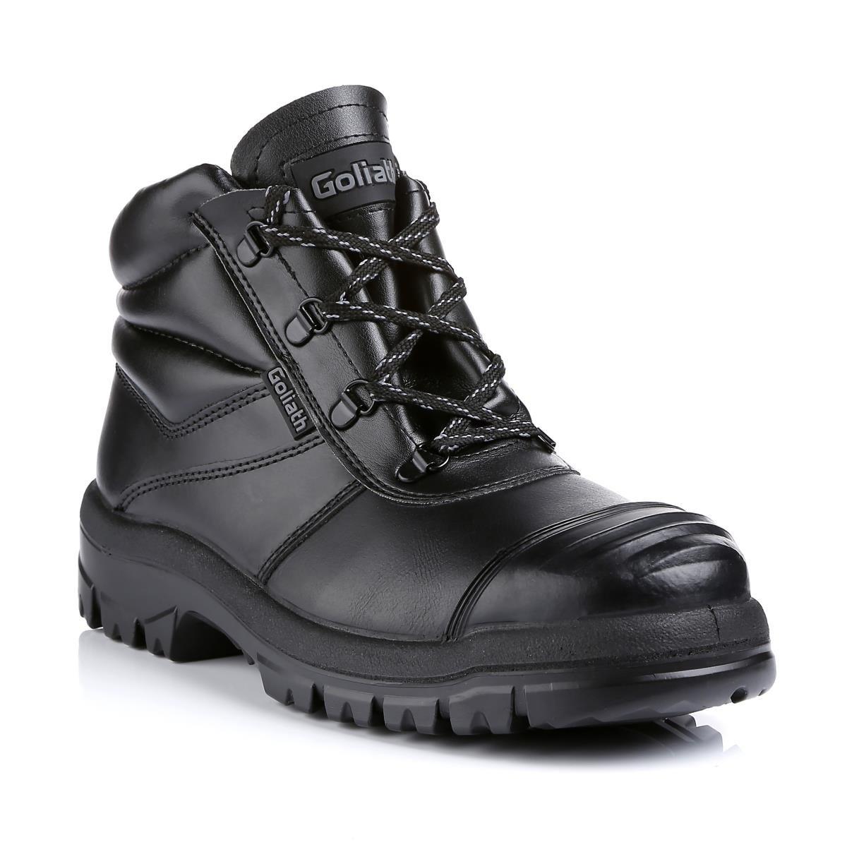 Goliath el170ddr S3 negro botas de seguridad botas, 3, negro, 10: Amazon.es: Industria, empresas y ciencia