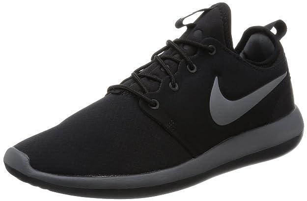 Nike 859543-001, Chaussures de Trail Homme, Noir (Black/Dark Grey-Anthracite-Dark Grey), 43 EU