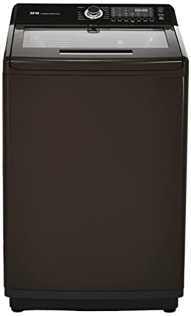 IFB 8.5 Kg Fully-Automatic Top Loading Washing Machine (TL–SDBR 8.5KG AQUA, Brown)