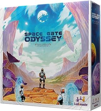 Asmodee Space Gate Odyssey Kleur Lusgo01sp Amazon Nl
