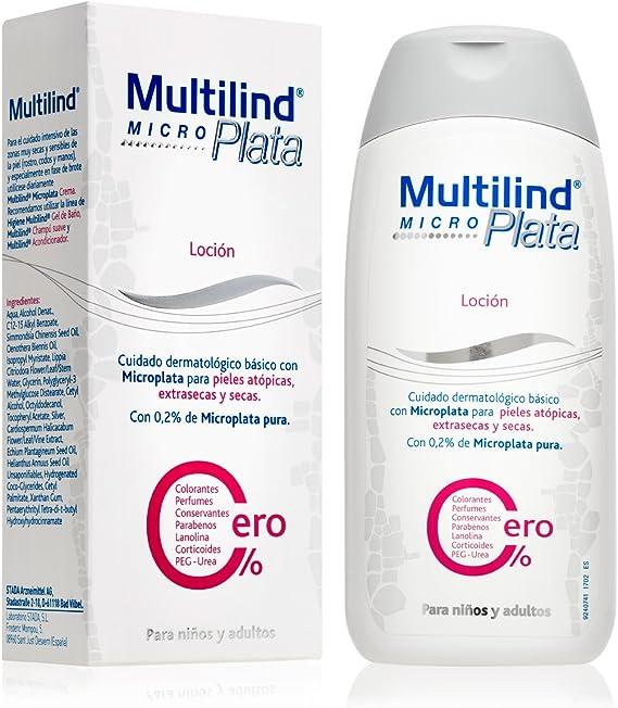 Multilind Microplata - Loción para Pieles Atópicas, Extrasecas y Secas - 200ml