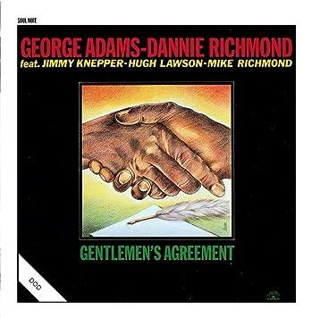 George adams dannie richmond gentlemens agreement amazon music gentlemens agreement platinumwayz