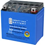 Mighty Max Battery YTZ7S 12V 6AH 130CCA Gel Battery Brand Product