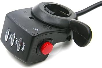 Amazon.com: Control de velocidad, empuñadura del acelerador ...