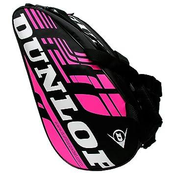 Paletero de pádel Dunlop Play Rosa 2016: Amazon.es: Deportes y aire libre