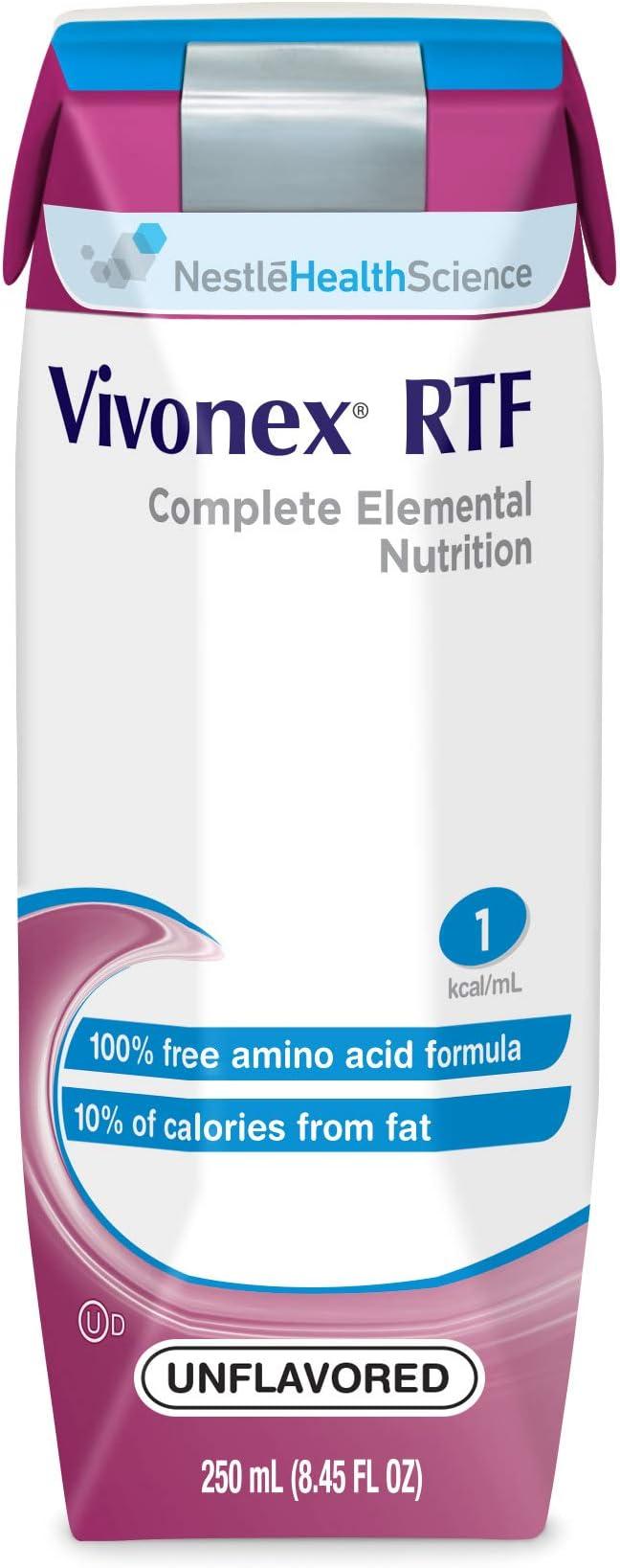 elemental diet 3 week supply