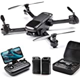 Ruko U11 GPS Drones with Camera for adults, 40 Mins Flight Time, 4K UHD Mini FPV Quadcopter with Live Video, Auto Return Home
