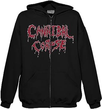Chameleon Clothing Cannibal Corpse Logo Hood-Zip