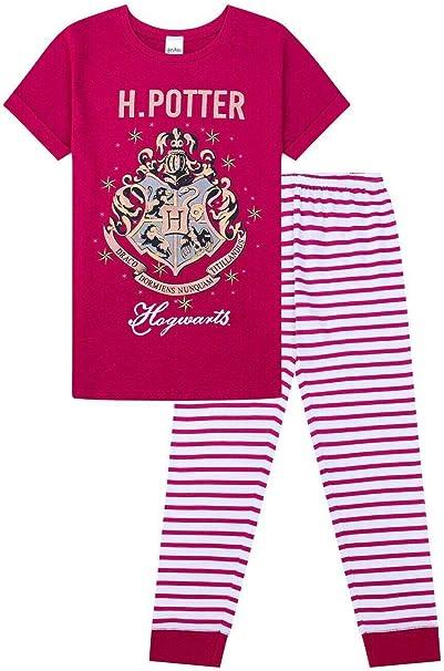 The PyjamaFactory Pijama Oficial de Harry Potter, Mujer: Amazon ...