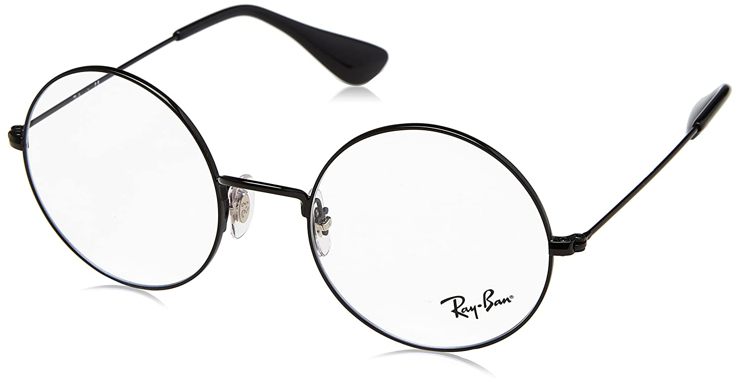 8a294fc08a Amazon.com  Ray-Ban RX 6392 2509 Eyeglasses Black  Clothing