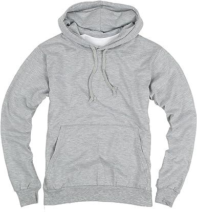 myglory77mall Camiseta básica de algodón con Capucha para Hombre ...