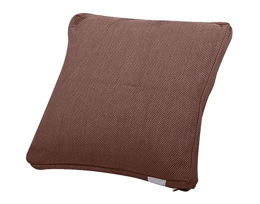 PAD cojín marrón-beige tamaño 36 x 3 cm: PAD: Amazon.es: Hogar