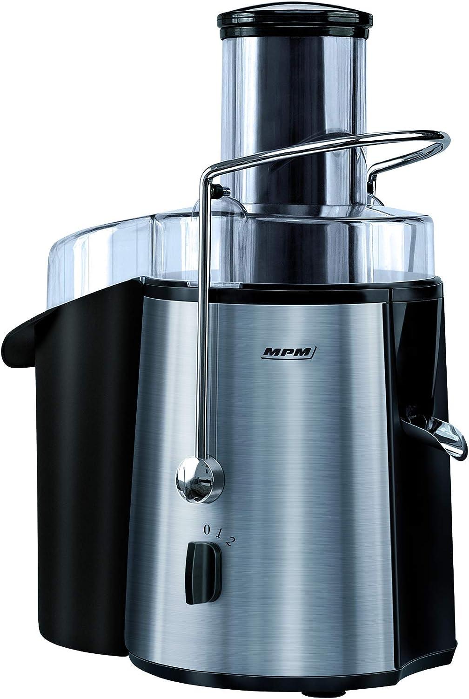 MPM Licuadora Extractor de jugos 700W para Verduras y Frutas ...
