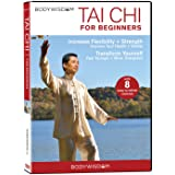 Tai Chi For Beginners DVD: 8 Tai Chi Beginner Video Workouts. Easy Tai Chi Routines. includes Gentle Tai Chi for Seniors to i