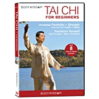 Tai Chi For Beginners DVD: 8 Tai Chi Beginner Video Workouts. Easy Tai Chi Routines...