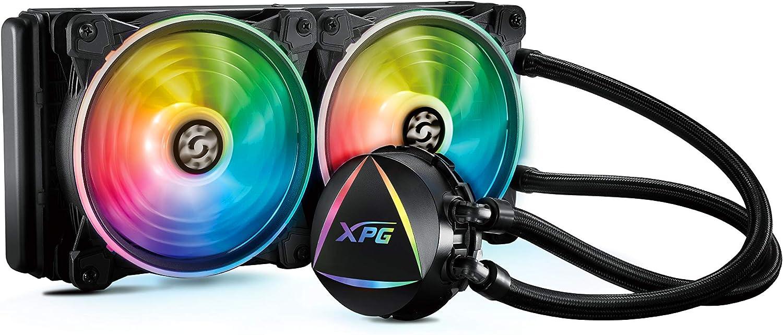 XPG Levante refrigeración agua y freón