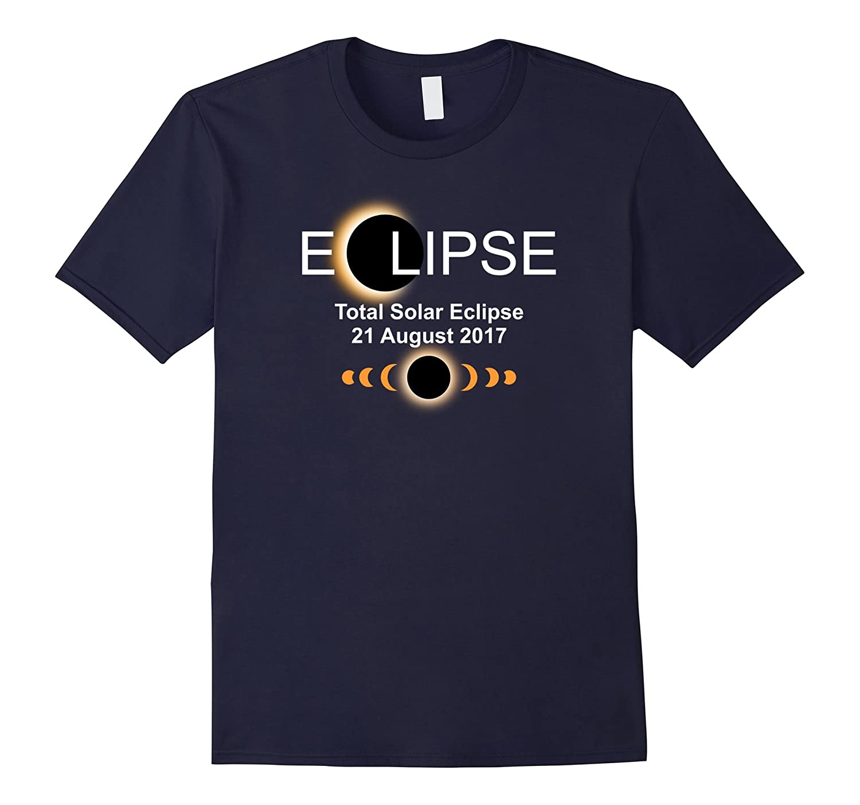 Total Solar Eclipse Shirt 21 August 2017-BN