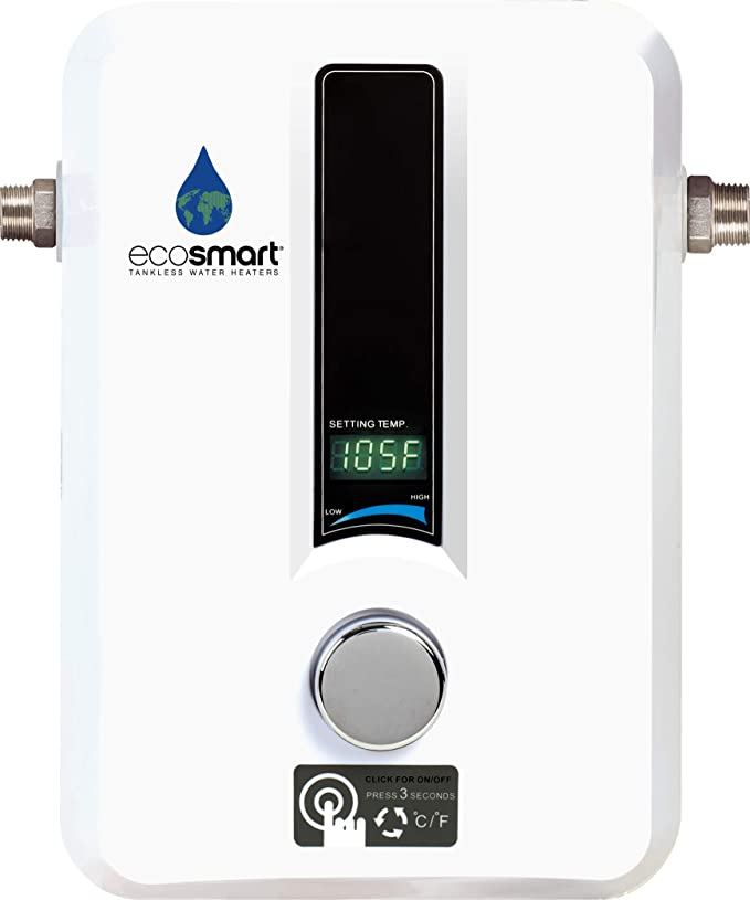 EcoSmart ECO 11: EcoSmart ECO 11 Electric Tankless Water Heater Review