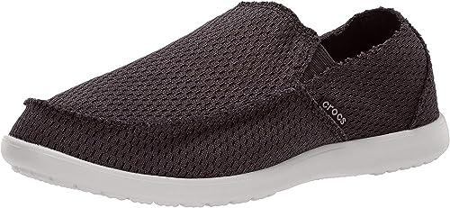 Crocs Men's Santa Cruz Comfortable Loafers | Slip-on Shoes