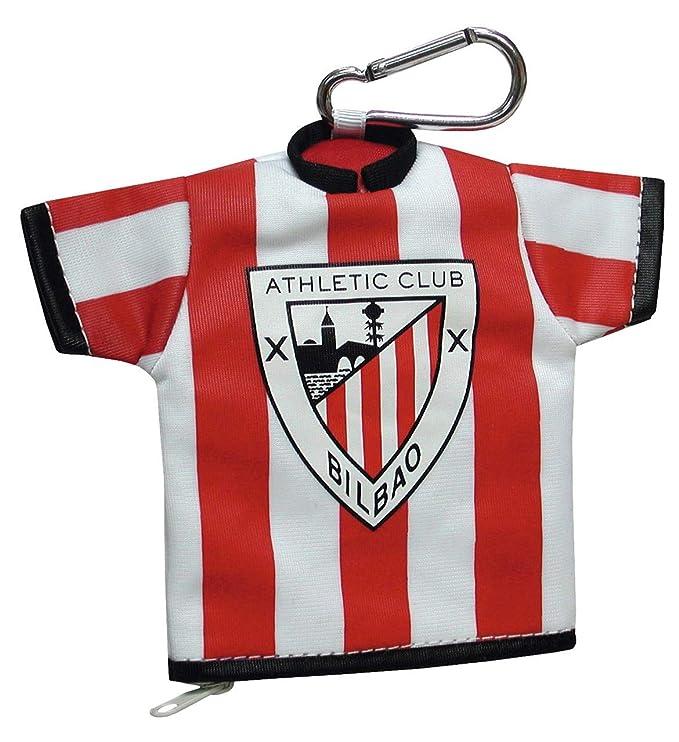 ATHLETIC CLUB DE BILBAO Monedero Camiseta CYP PC-200-AC  Amazon.es   Juguetes y juegos ce1ca9d6fbfaf
