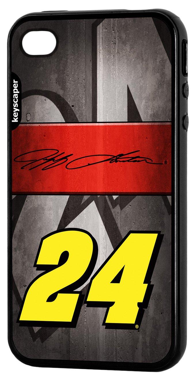 【希望者のみラッピング無料】 Jeff Gordon # 24 NASCAR Keyscaper Keyscaper 24 B00SUBF3O4 iPhone 4 & iPhone 4sバンパーケース B00SUBF3O4, 建築金物館:7c320ba4 --- arianechie.dominiotemporario.com