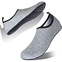 NING MENG Mens Womens Water Shoes Barefoot Beach Pool Shoes Quick-Dry Aqua Yoga Socks for Surf Swim Water Sport