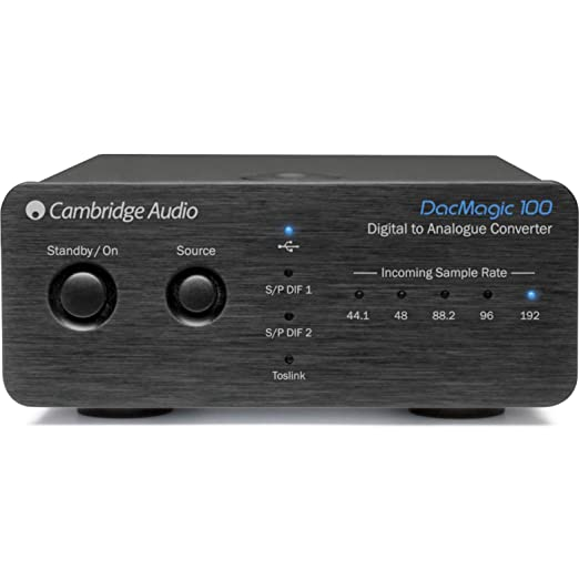 33 opinioni per Cambridge Audio DacMagic 100- Convertitore audio