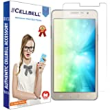 CELLBELL® Tempered Glass Screen Protector for Samsung Galaxy On5 Pro with Free Installation Kit