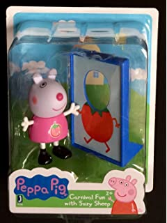 Peppa Pig Emily Elephant Lemonade Stand Figure Toy Playset Playsets