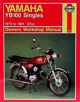 Yamaha YB 100 YB100 Repair Manual Haynes Service Manual ... on
