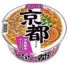 サッポロ一番 旅麺 京都 背脂醤油ラーメン 87g×12個