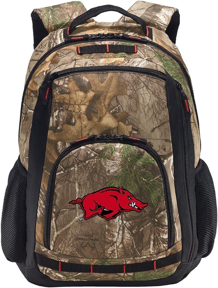 University of Arkansas Camo Backpack Arkansas Backpacks - Laptop Section!