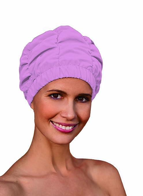 Fashy 3620 00 0 0 Bonnet de bain Rose  Amazon.fr  Sports et Loisirs a0fc3c8307d