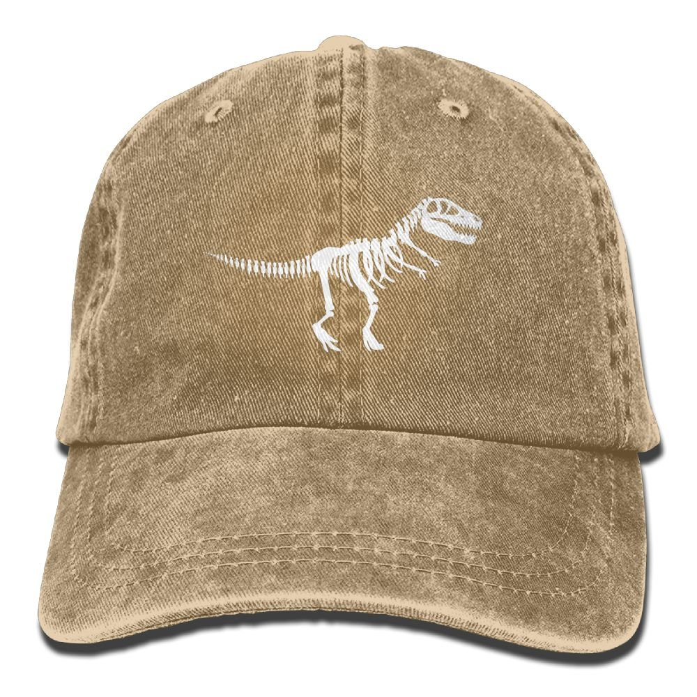MEILOP T Rex Skeleton Dinosaur Adult New Style COWBOY HAT by APPLOP (Image #1)