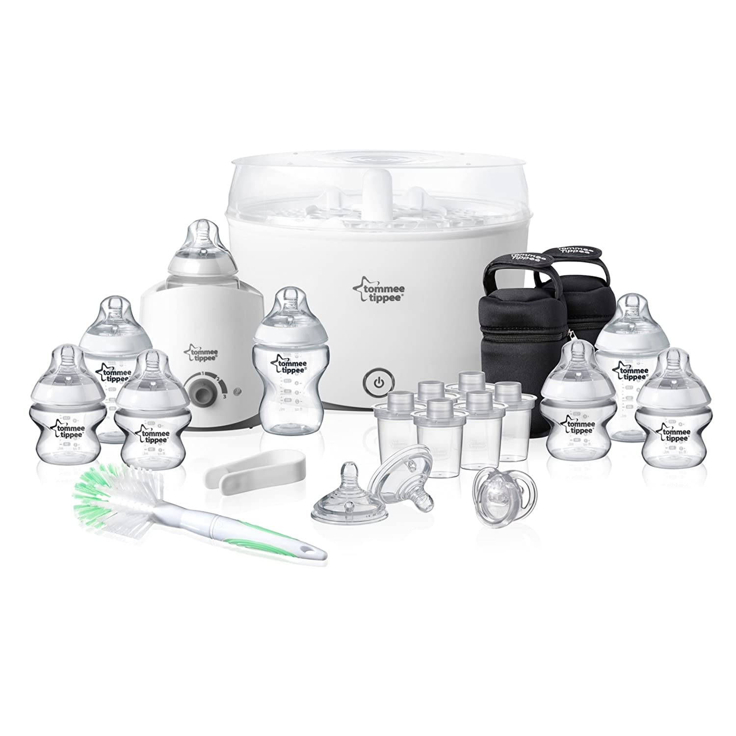 Tommee Tippee - Closer to Nature - Kit complet naissance - Closer To Nature - Sans BPA 423557
