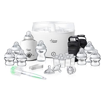 Tommee Tippee Closer to Nature 423557 - Kit de biberones anticólico ...