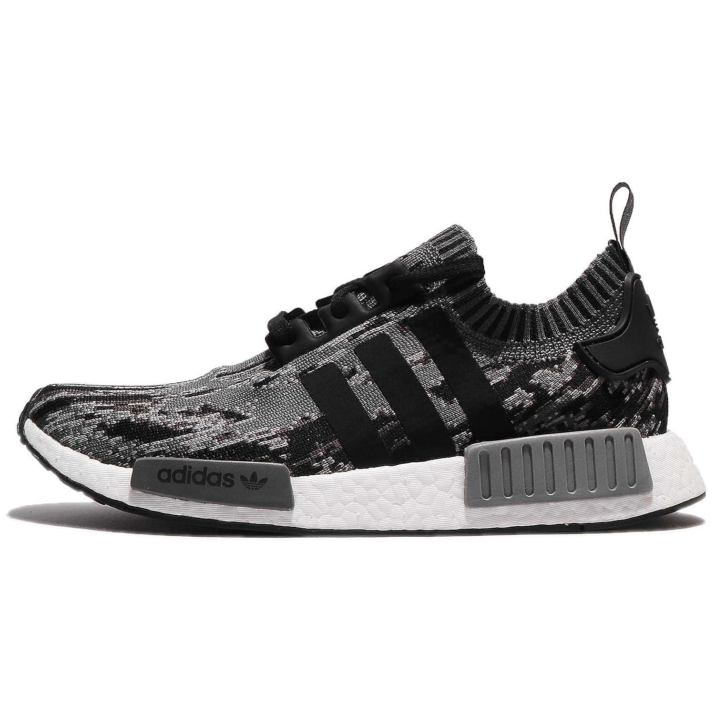 adidas Men\u0027s NMD_R1 PK, Black/Grey